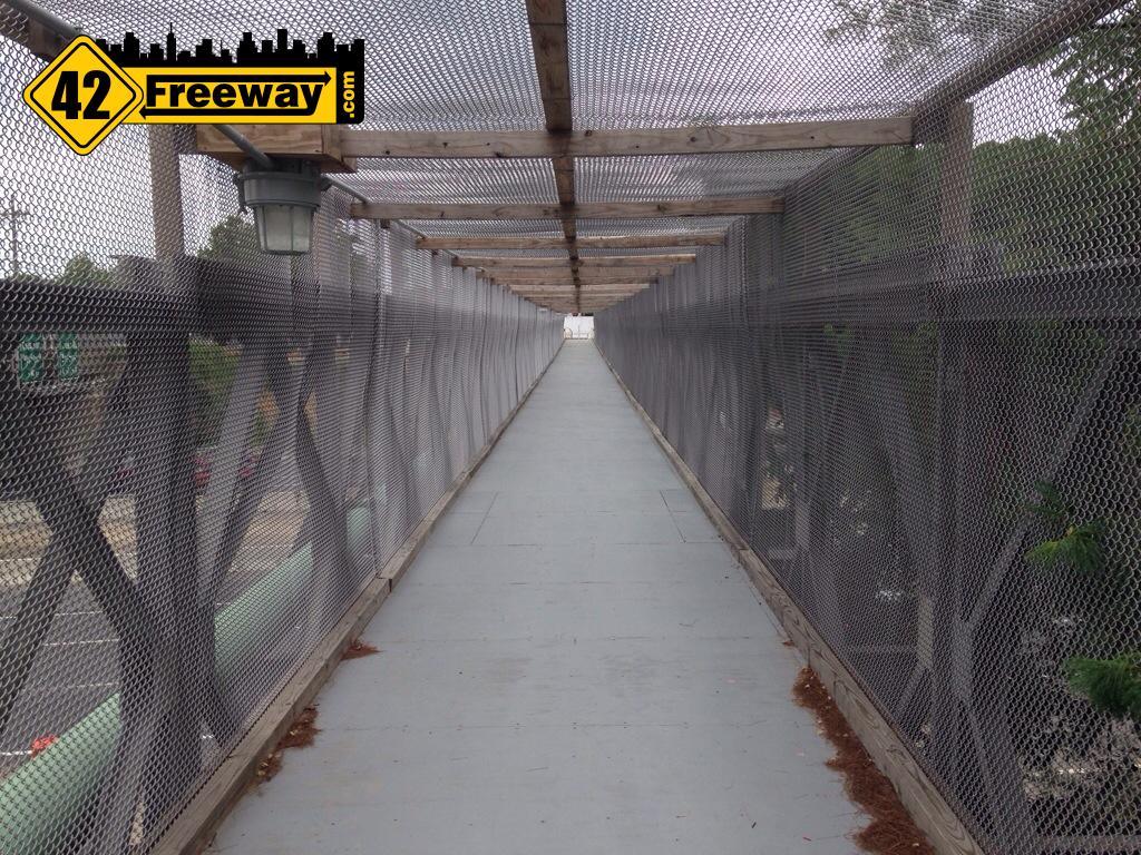 VIDEO: Bellmawr Creek Road Pedestrian Bridge Walkthrough