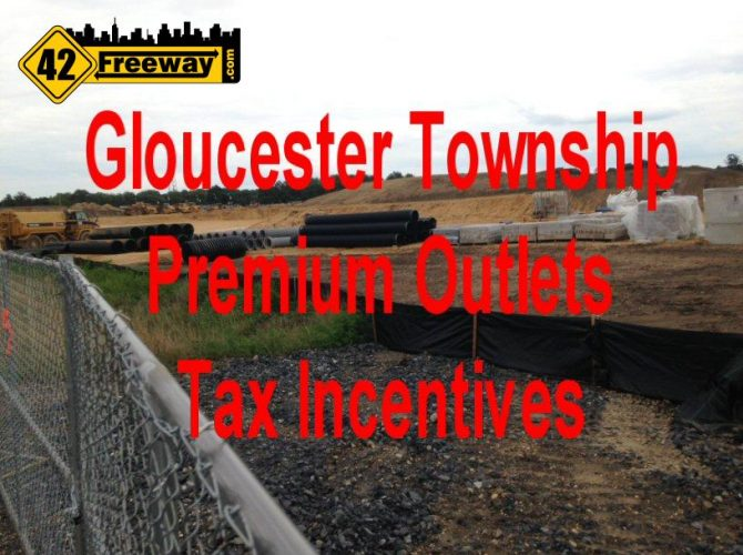 Gloucester Township Outlets Tax Incentives – The Real Deal