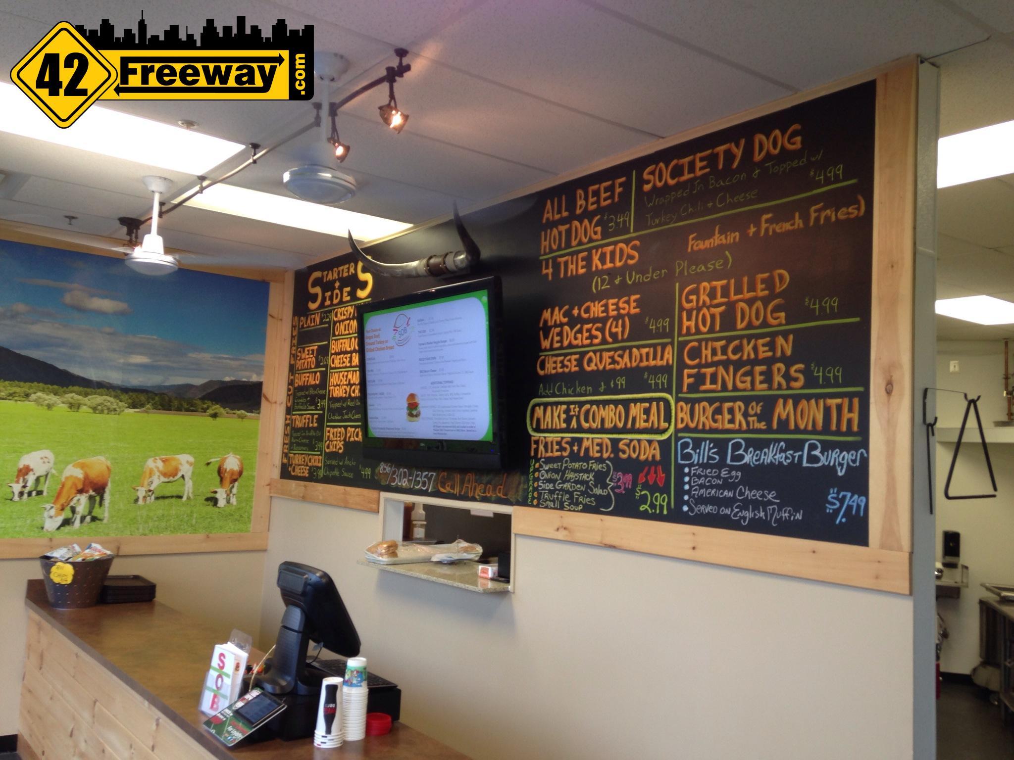 Society of Burgers – Washington Township