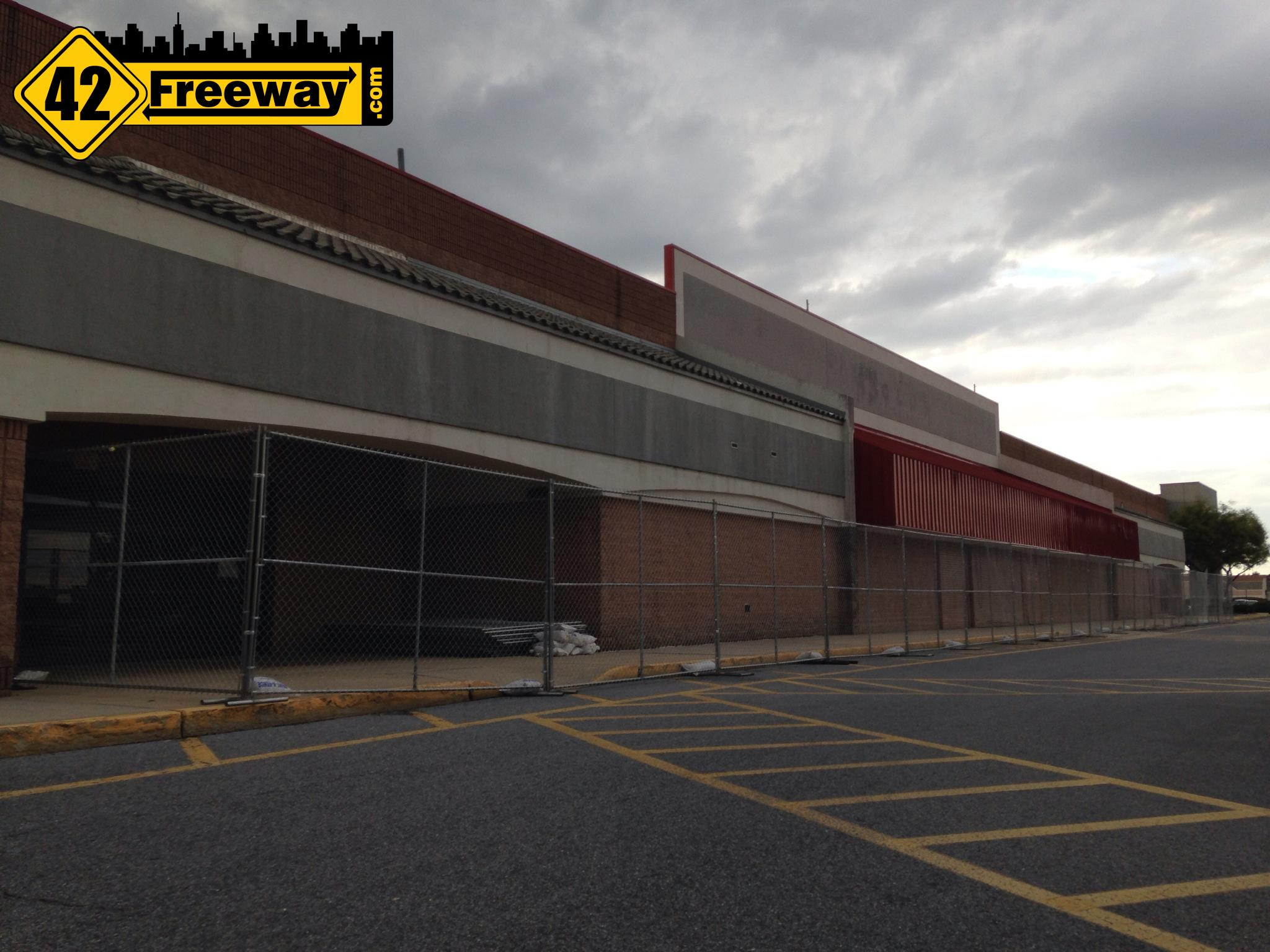 Burlington Coat Factory Deptford Construction Starting