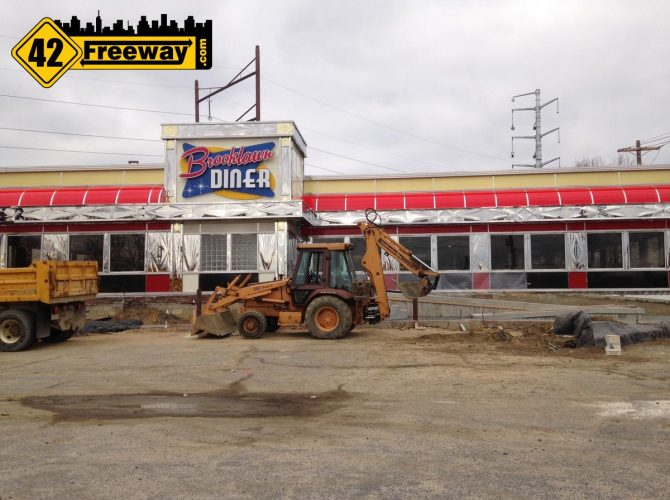 Brooklawn Diner Update From Cleary's Notebook