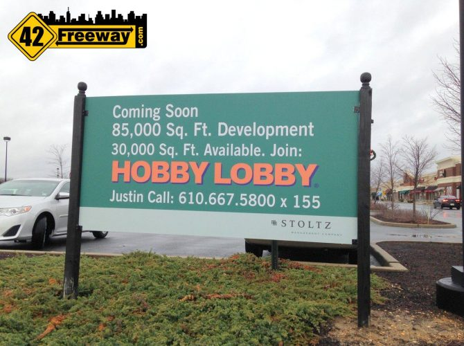 Hobby Lobby Coming To Cross Keys – Gloucester Township
