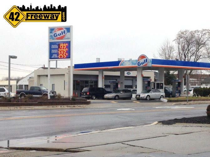 Gasoline Drops Below $2.00 In Deptford