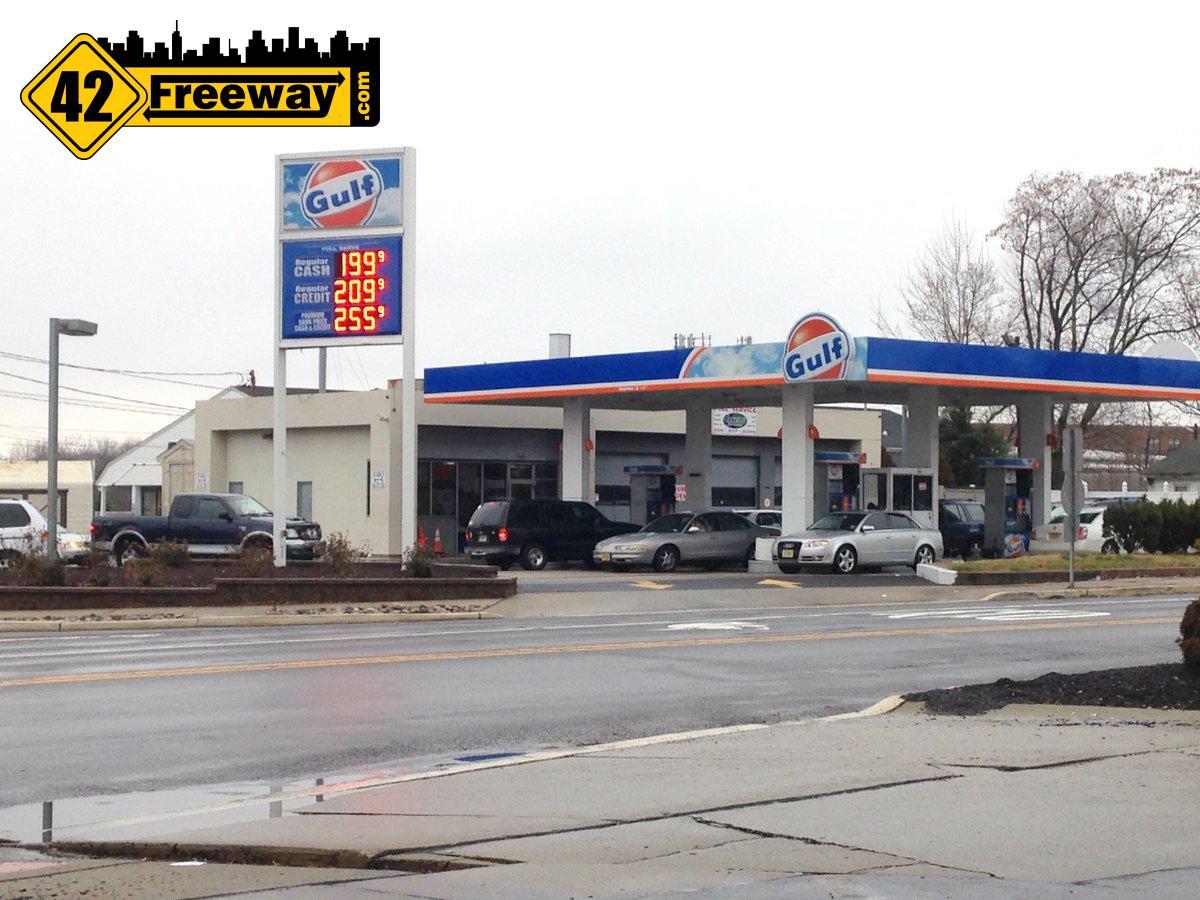 Gasoline drops below $2.00 in Deptford