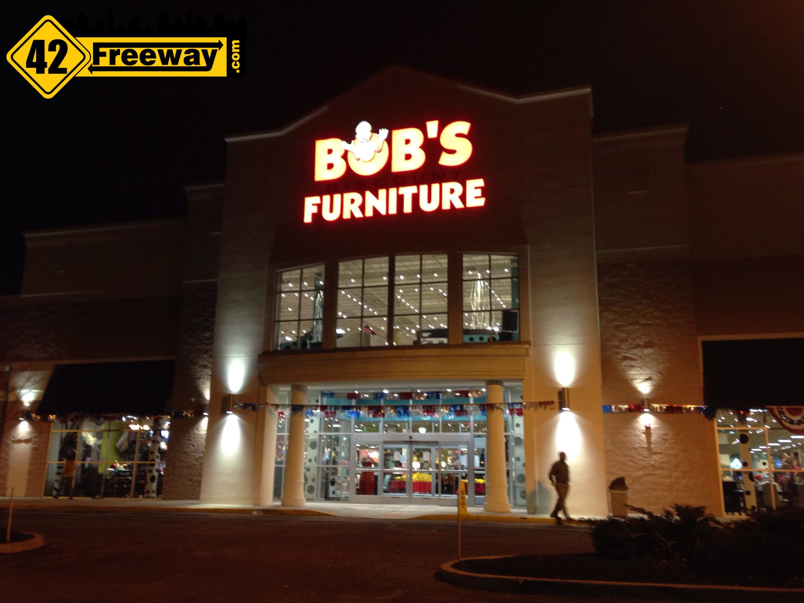 Bob's Discount Furniture Opens Thurs Feb 12