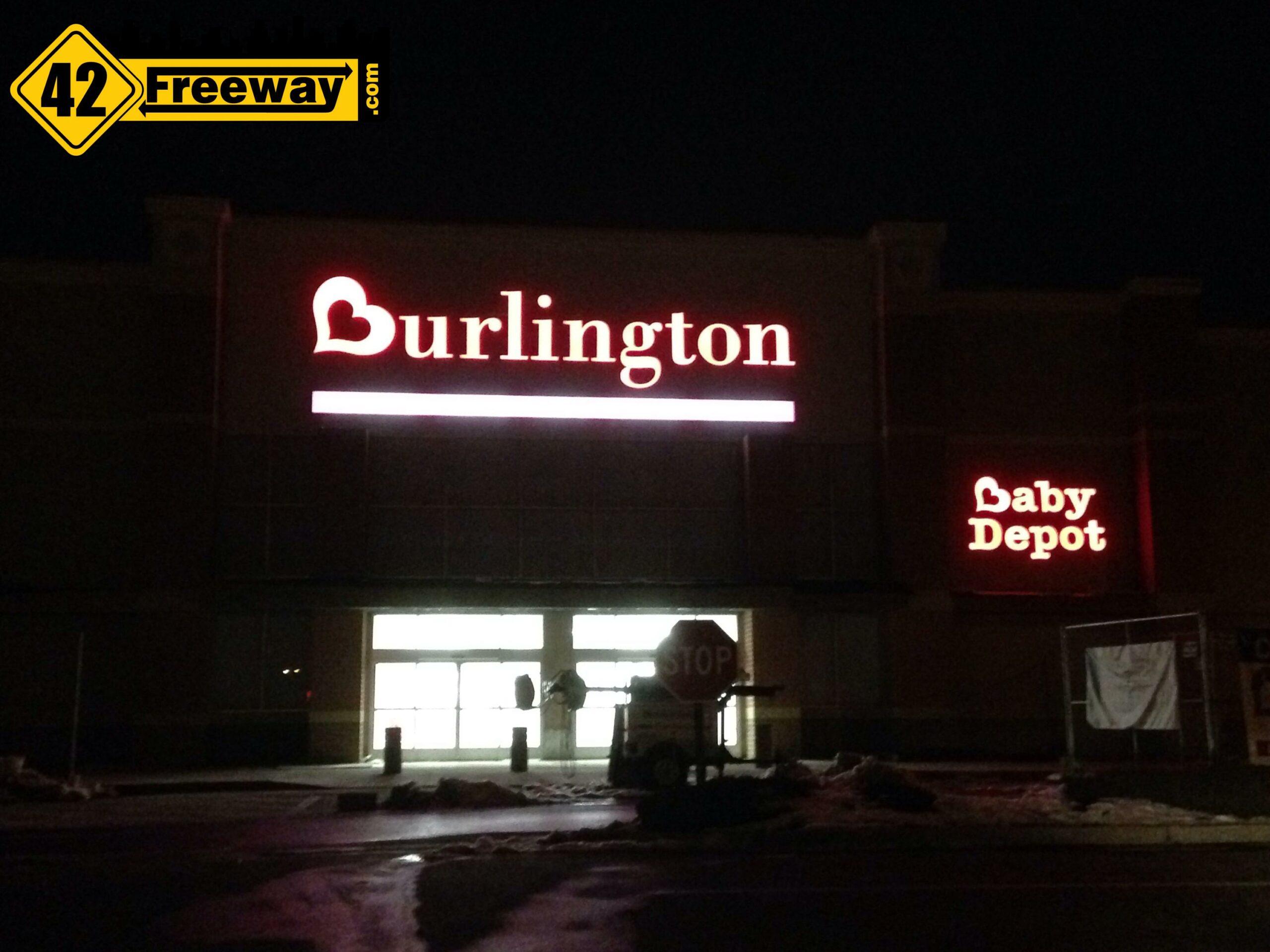 Burlington Store Deptford Opens March 20th