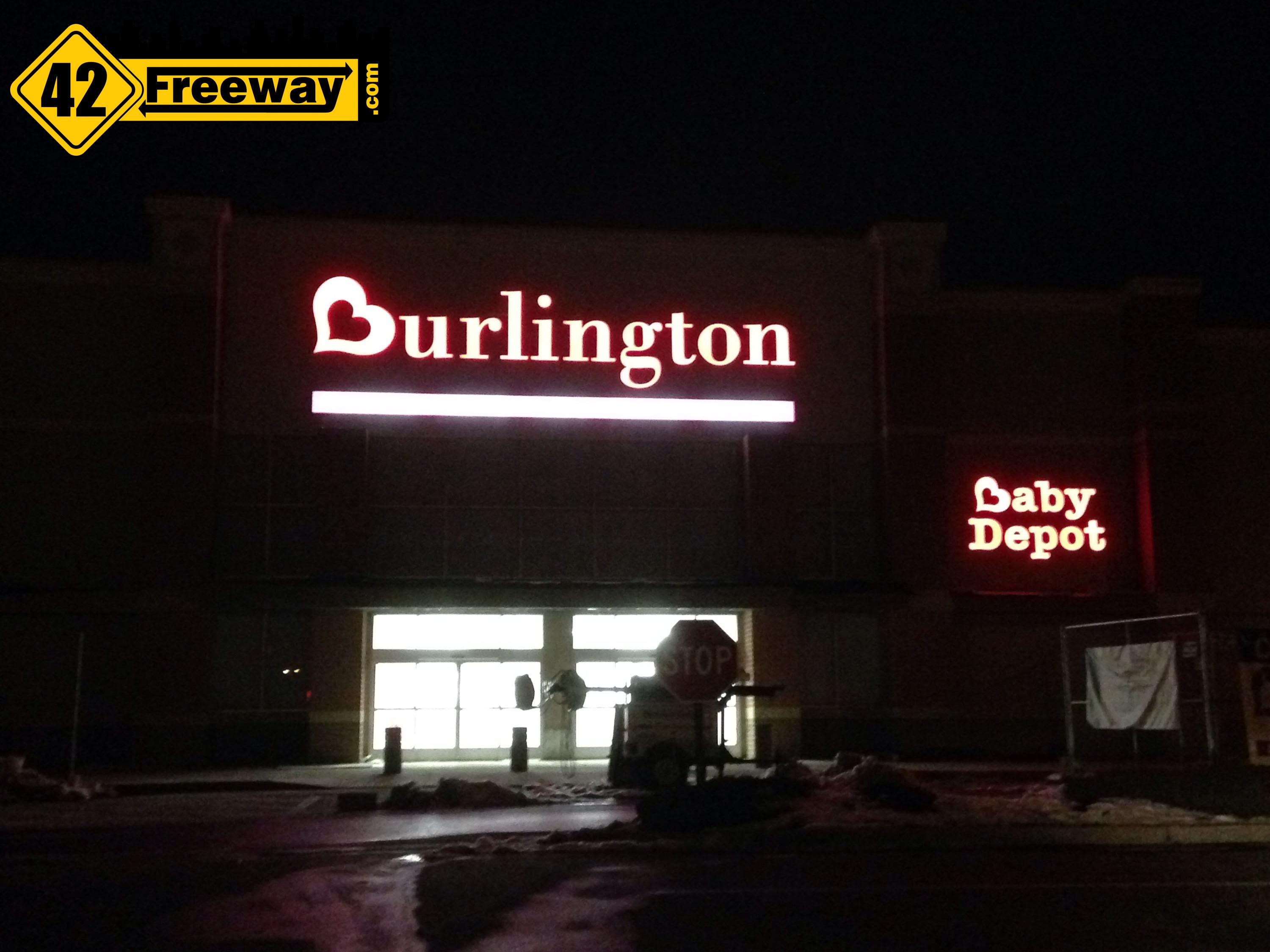 Burlington Store Deptford Opens March 20th