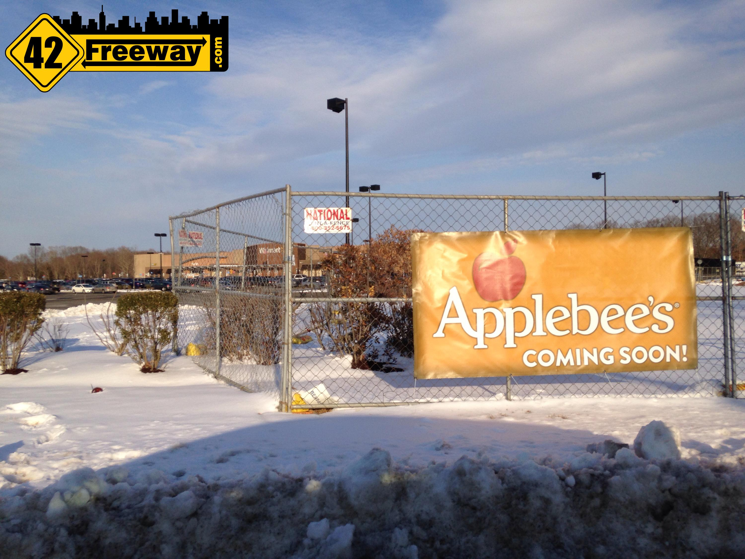 Williamstown Getting An Applebee's