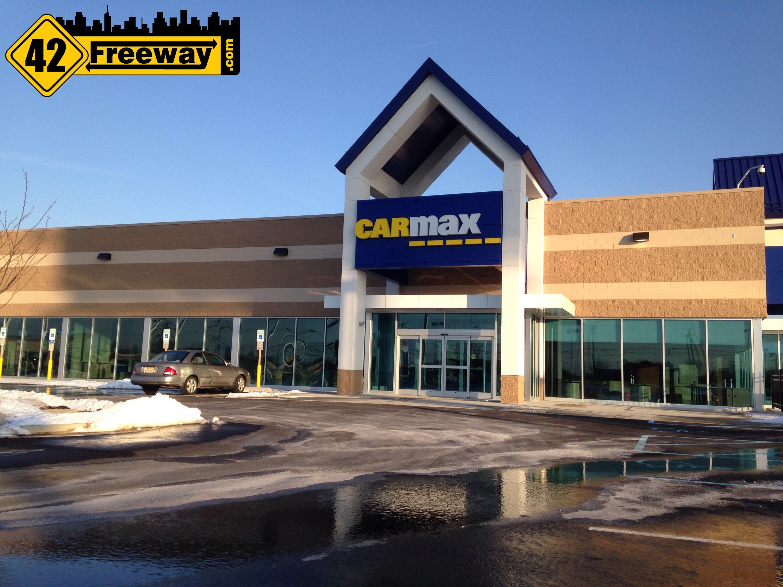 CarMax Crosskeys Moving Towards Spring/April Opening