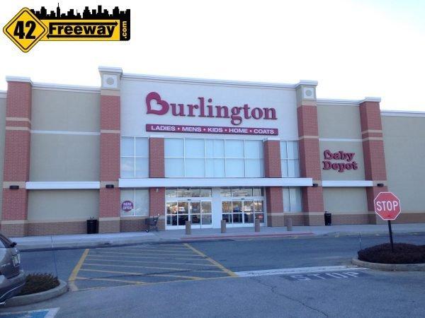 New Burlington Store Deptford - 42Freeway.com