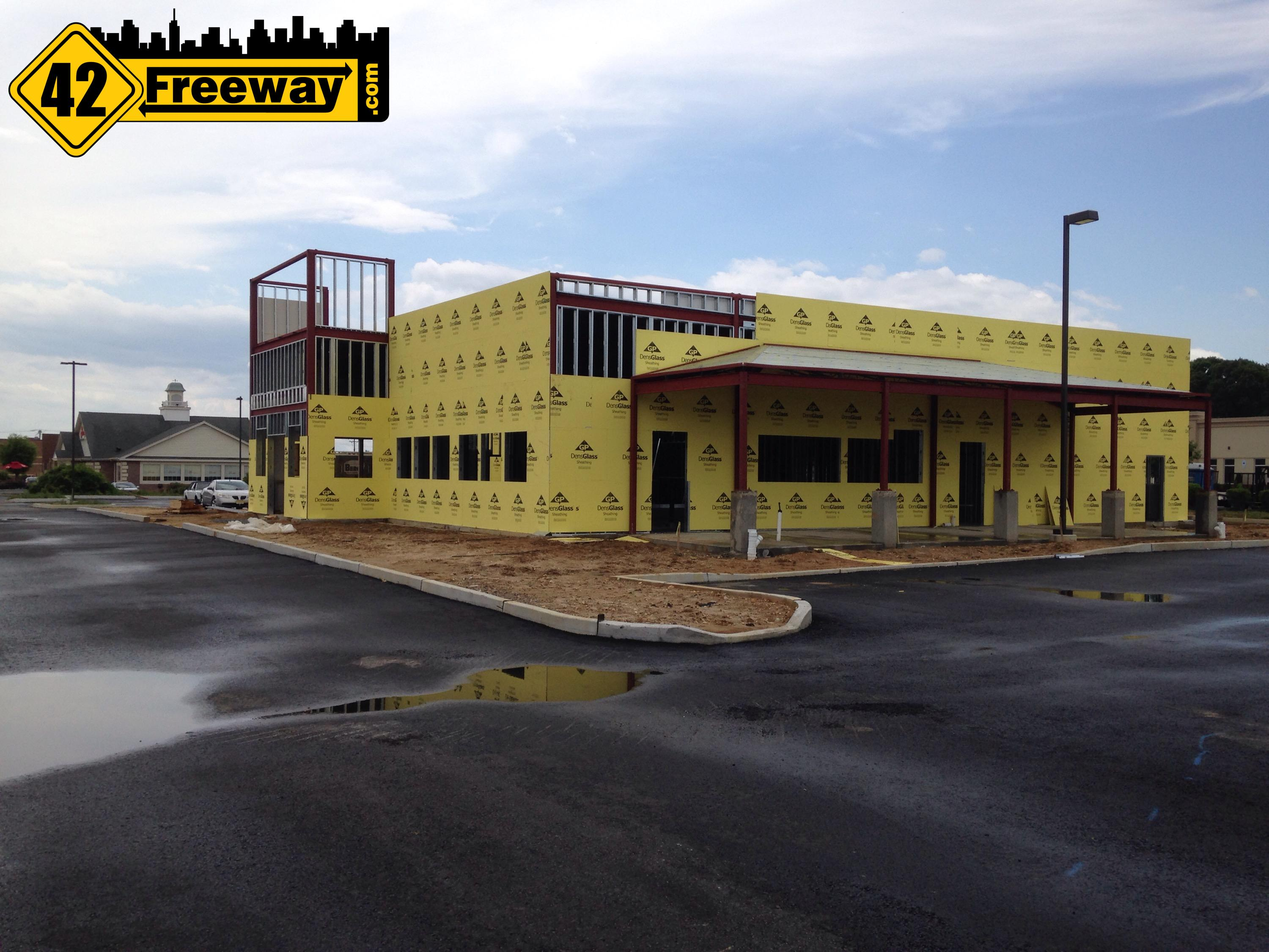 Tilted Kilt Construction Update – Early June