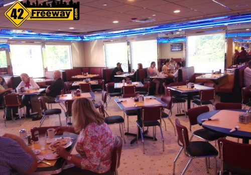Brooklawn Diner Inside Look