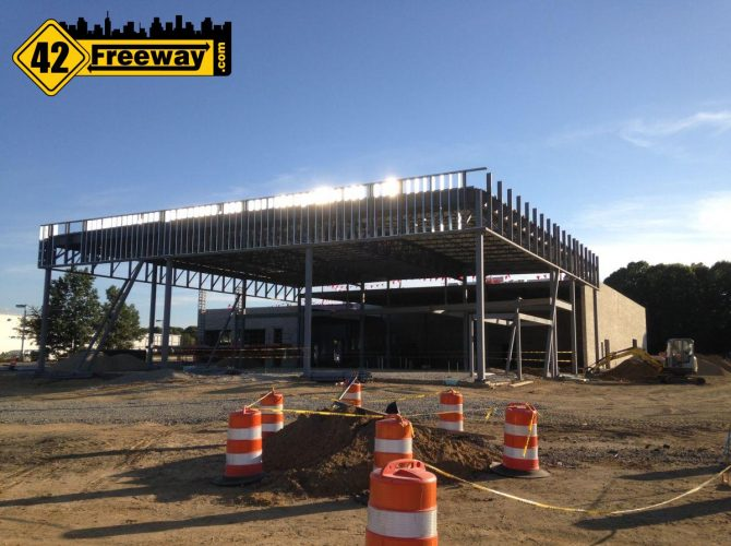 Audi Of Turnersville Constructing A New Dealership