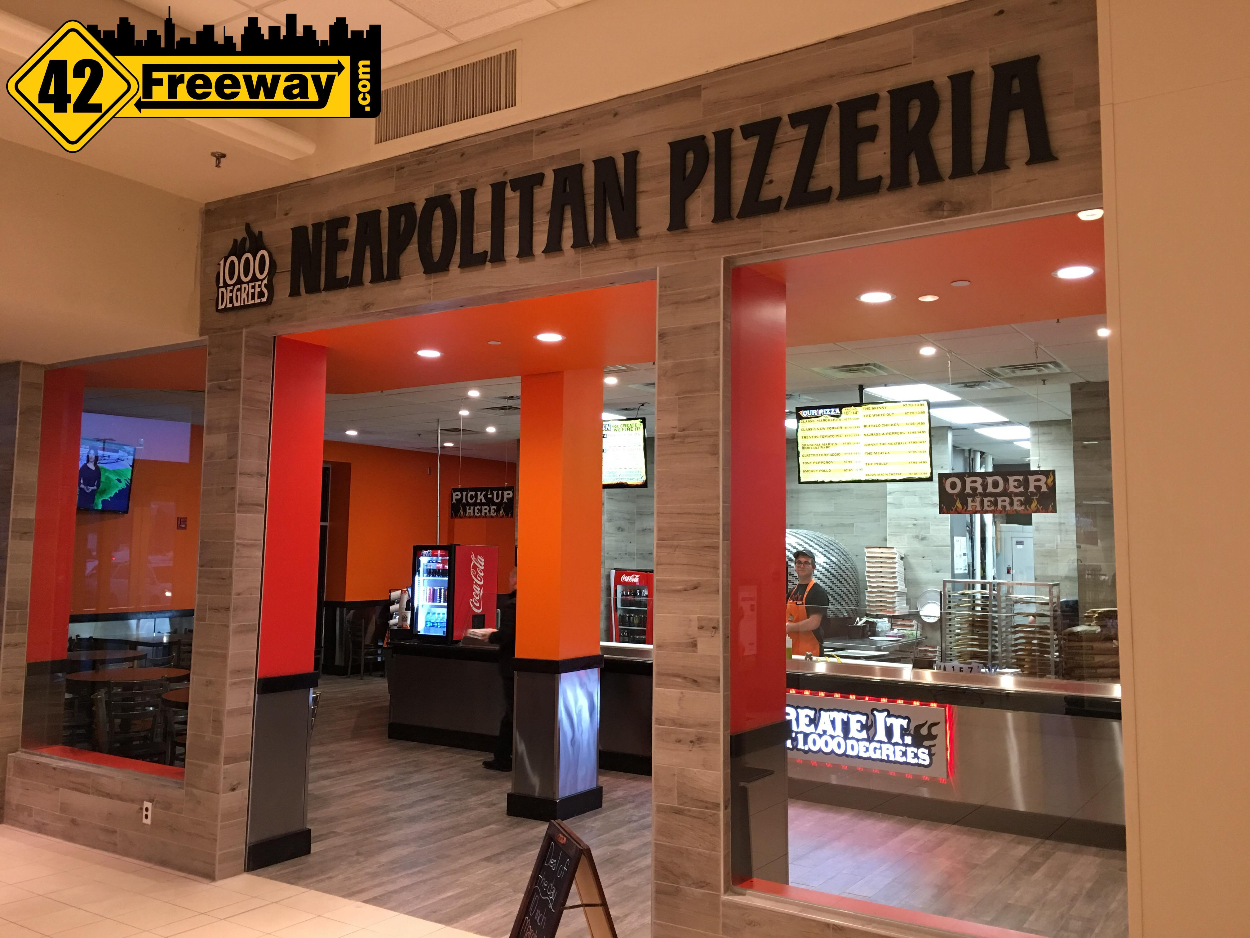 1000 Degrees Pizza – Deptford Mall