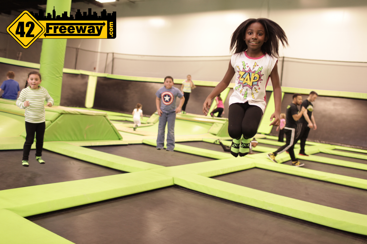 Launch Trampoline Park Coming To Deptford