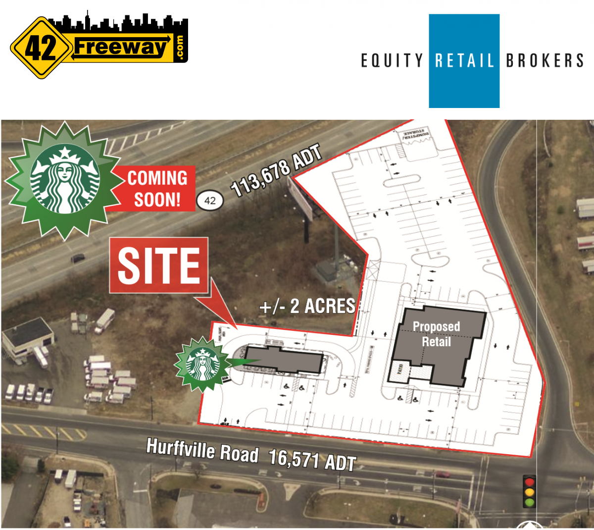 Deptford Starbucks At Freeway Diner Property Confirmed