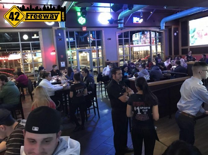 Rowan Glassboro Chickie And Pete's OPENS