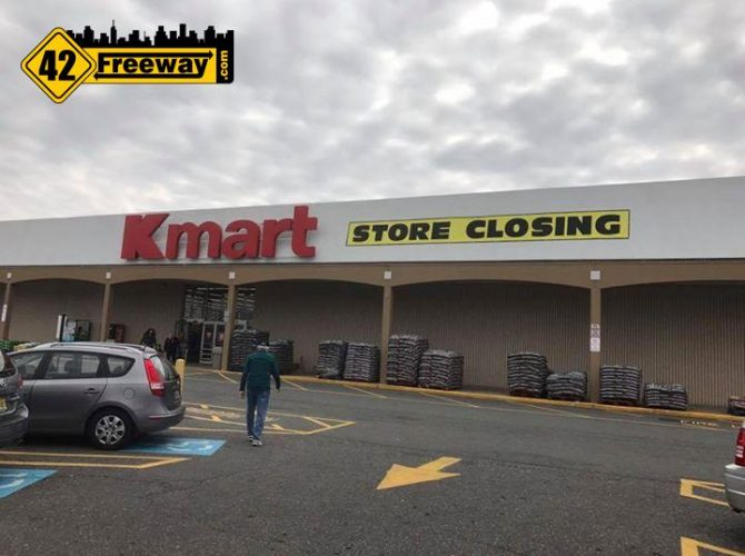 K-Mart Blackwood Closing Sale. Super Bowl Sunday Is The Day To Go. …