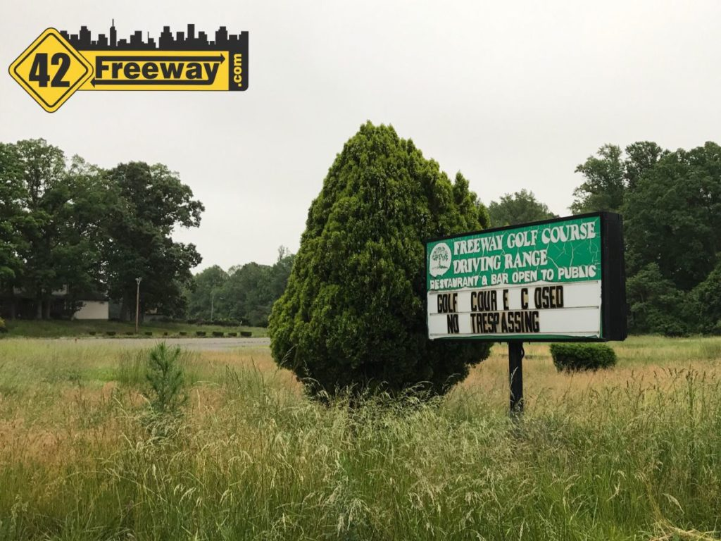 Freeway Golf Course Sold