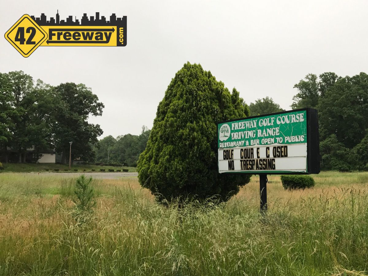 Freeway Golf Course Sold in January