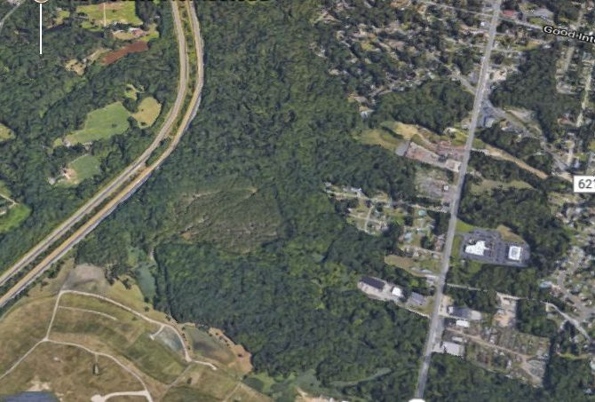 Deptford 100+ Acres Sold.  Previously Approved For Mix Use.  Ohio Buyer Owns A Sports Center.