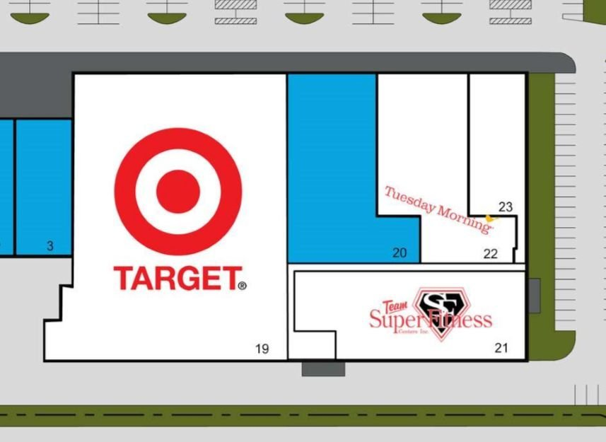 Westmont Plaza To Get Target Express Small Format Store?