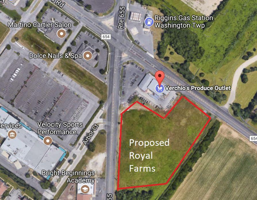 Royal Farms Washington Township