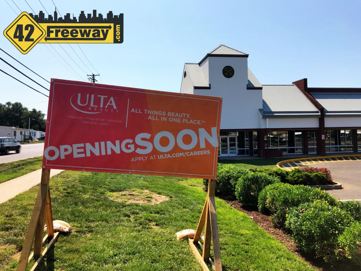 ulta beauty coming to washington townships walmart shopping center