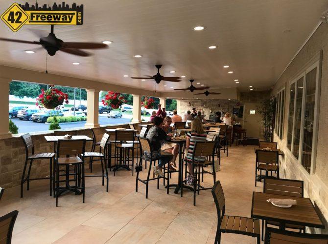 Deptford's Filomena's Opens Outdoor Patio Bar