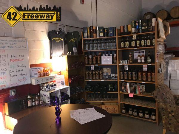 Cooper River Distillers Camden