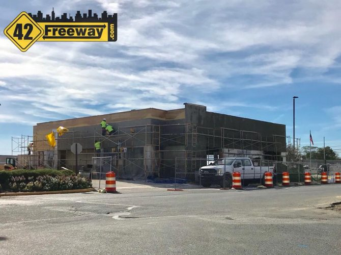 McDonald's At Washington Township 5-Points Closed For Major Remodeling