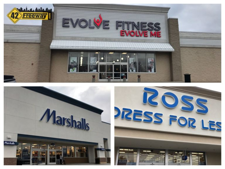 Audubon Evolve Fitness Ross Marshalls