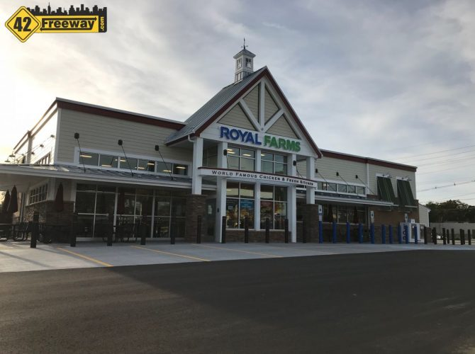 Royal Farms Magnolia Opens November 2nd.  South Jersey's First