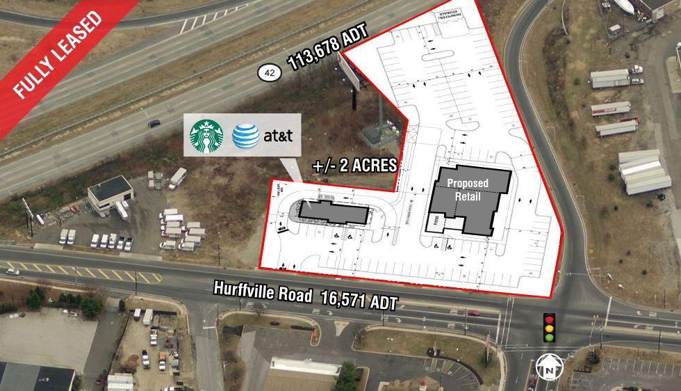 Deptford Freeway Diner Starbucks