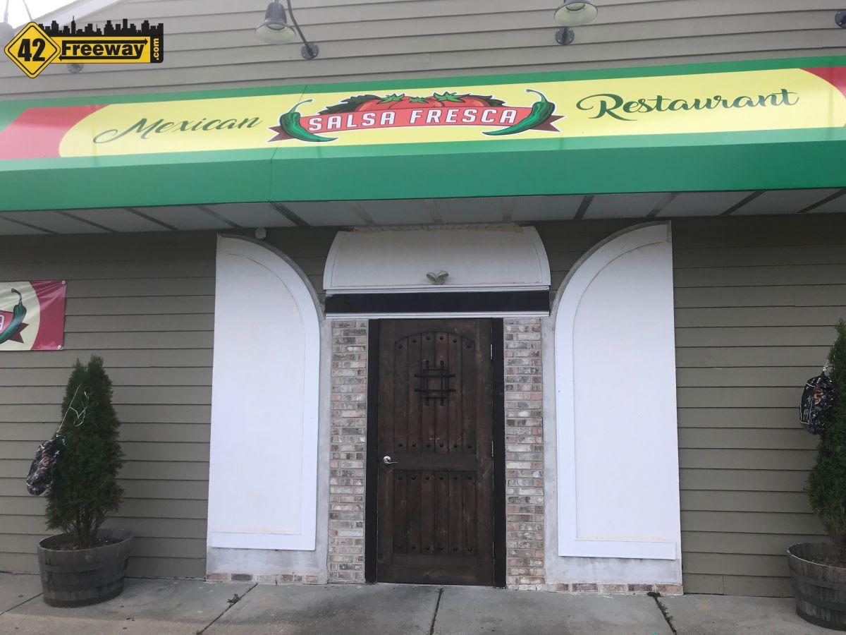 Salsa Fresca BYOB Mexican Is Open In Washington Township
