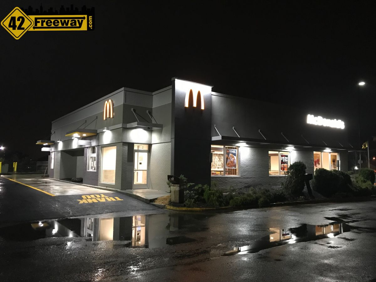 McDonald's 5-Points Washington Township Reopens With New Modern Look