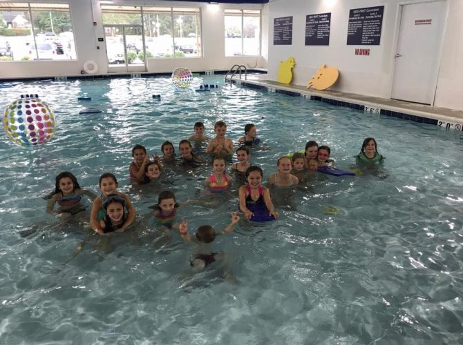 Kids First Swim School Coming To Deptford, NJ Between Launch And Chuck E Cheese