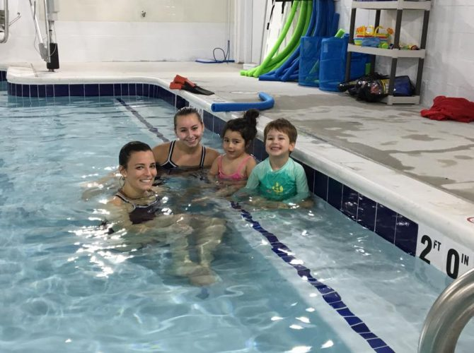 Turnersville NJ: Kids First Swim School Coming To Walmart Shopping Center