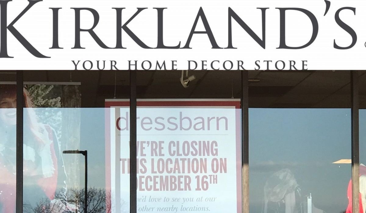 Deptford: Kirkland's in, Dressbarn out. Same Store location?