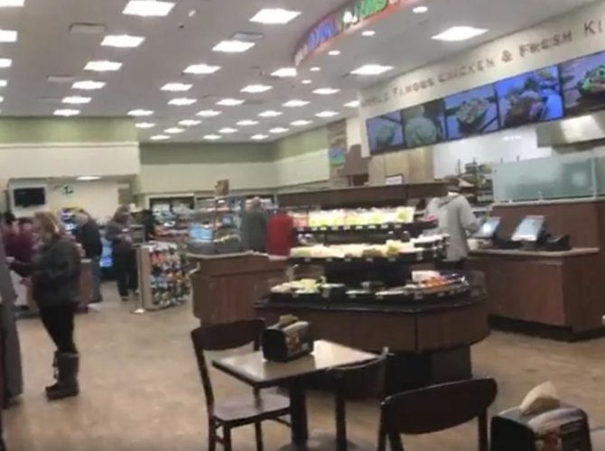 Bellmawr Royal Farms Opened January 22, 2018.  Facebook Live Video