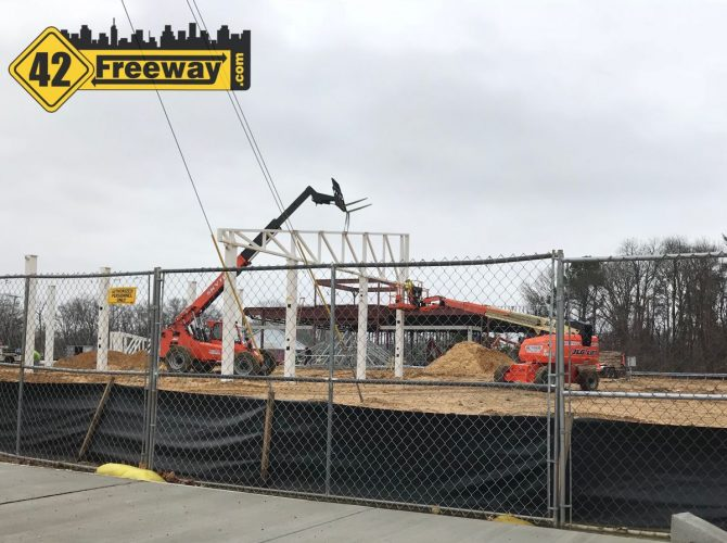 Super Wawa Sewell At Clancys Has Significant Progress