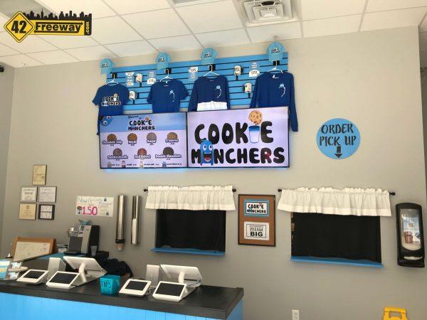 Cookie Munchers Rowan Glassboro