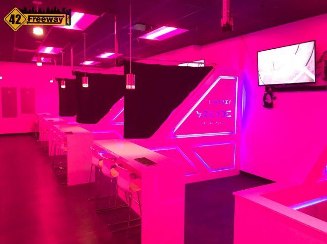 Liberty Virtual Reality Arcade Opens At Rowan Glassboro