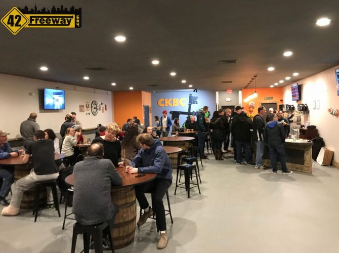 Cross Keys Brewing Co. Opens In Williamstown NJ. Photos And Video!