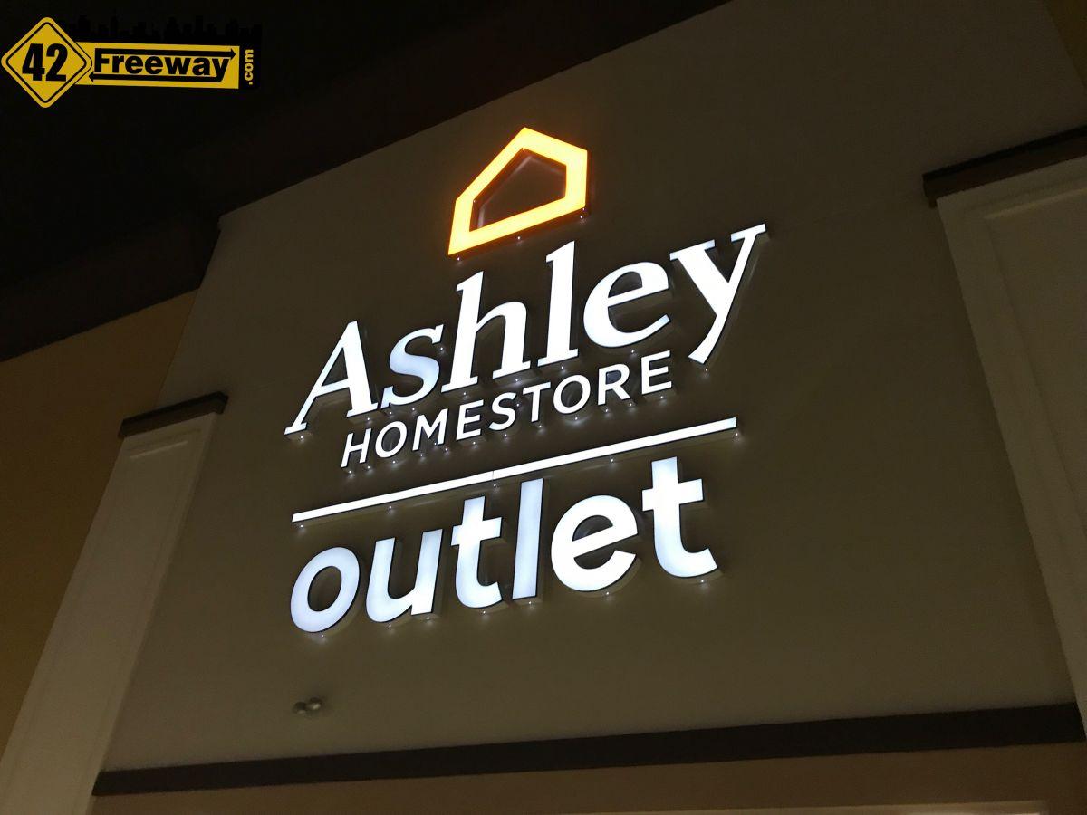 Deptford Ashley Homestore Outlet Opened