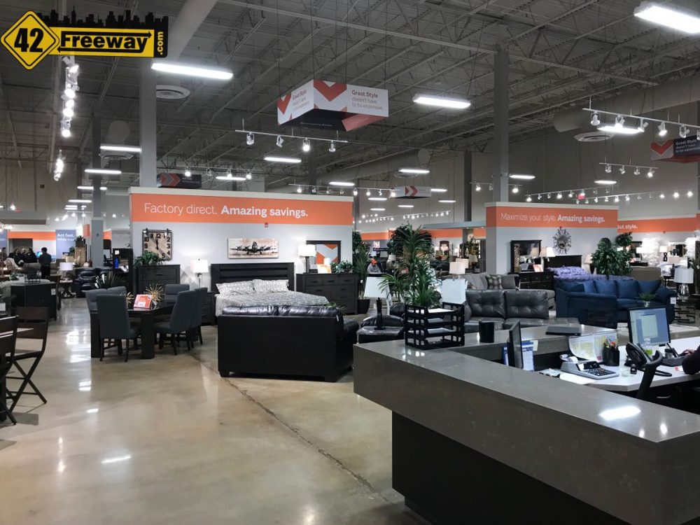 Deptford Ashley Homestore Outlet Opened 42 Freeway