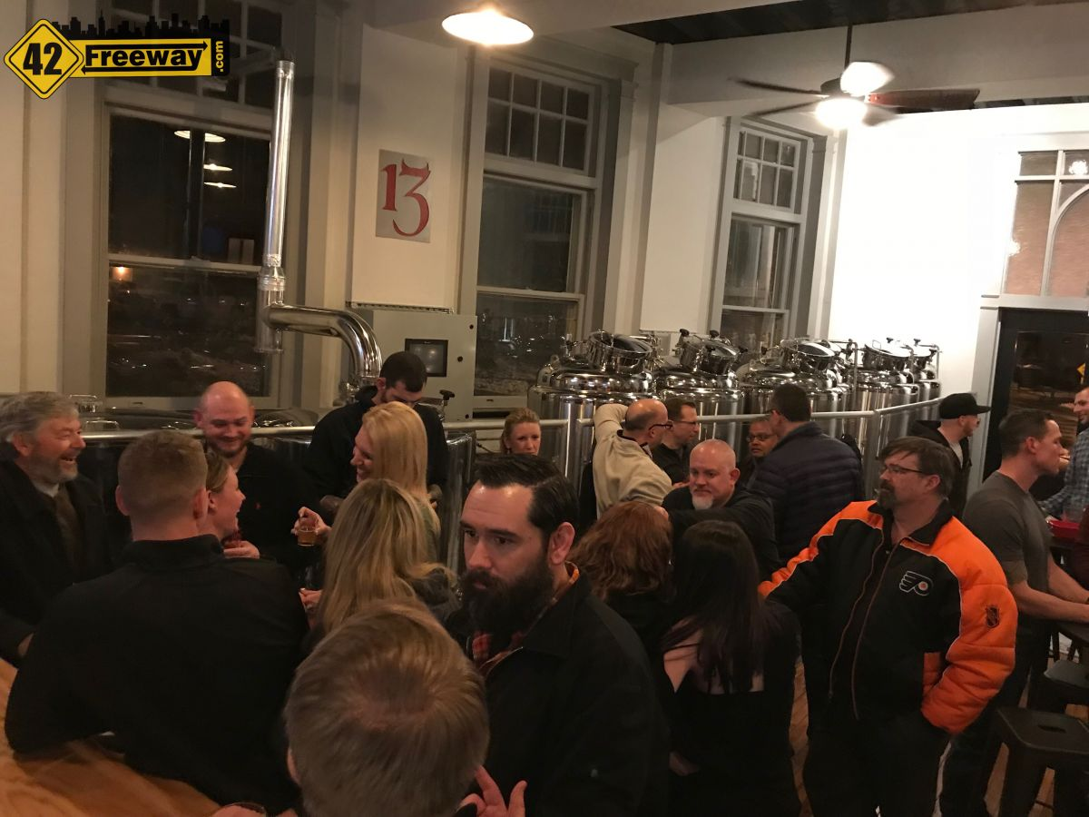 13th Child Brewery Opens in Williamstown NJ : Photos and Live Video