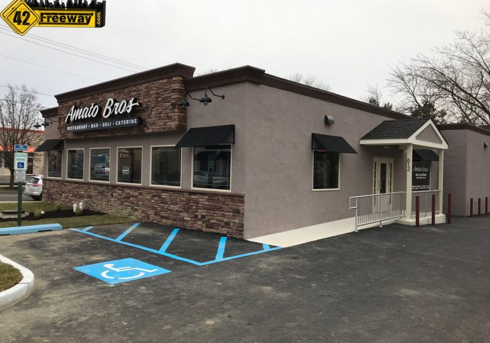 Mind Blown! Amato Brothers Deli and BAR Opens in Oaklyn NJ