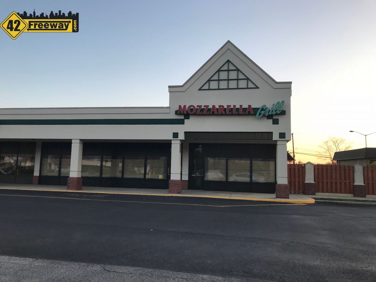 Pesce Ristorante Coming To Washington Township's Mozzarella Grill Location