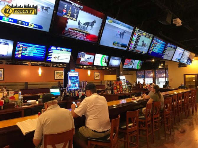 Favorites Off-Track Wagering And Sports Bar.  Derby Bets Start Friday May 4th!